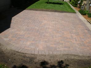 Great We Provide Both County Paver And Menards Paver Block. Both Companies Offer  A Variety Of Colors Suitable For Every Landscape Project.